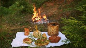 Uginde is Mari harvest feast is one of the most important celebrations of the ritual year
