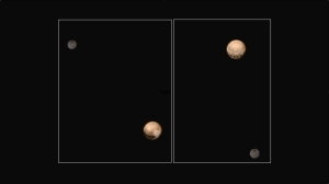 7-1-15_Pluto_Charon_color_hemispheres_unannotated_JHUAPL_NASA_SWRI