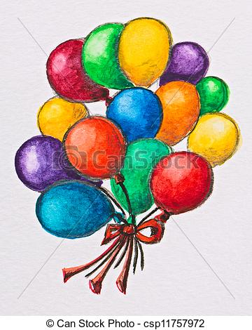 multicolored-celebration-balloons-stock-illustrations_csp11757972